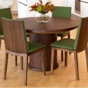 expandable dining table , 7 Fabulous Expandable Round Dining Room Tables In Furniture Category