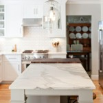 Charming  Farmhouse Kitchen Island Units Inspiration , Beautiful  Contemporary Kitchen Island Units Photos In Kitchen Category